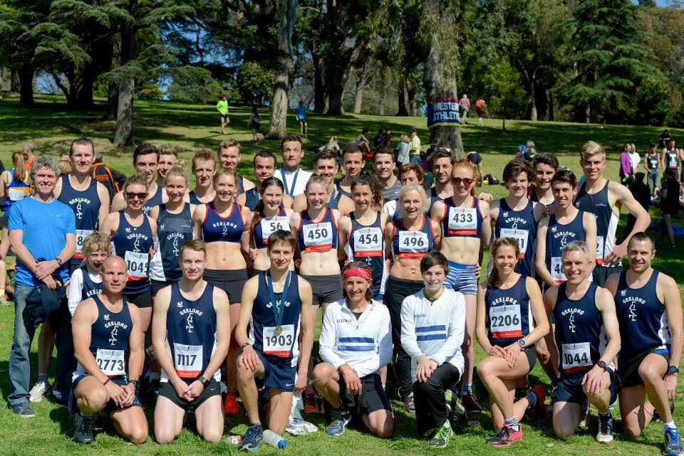 Geelong Region Cross Country